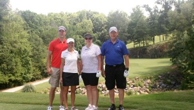 PFH Charity Golf Tournament a Great Success!